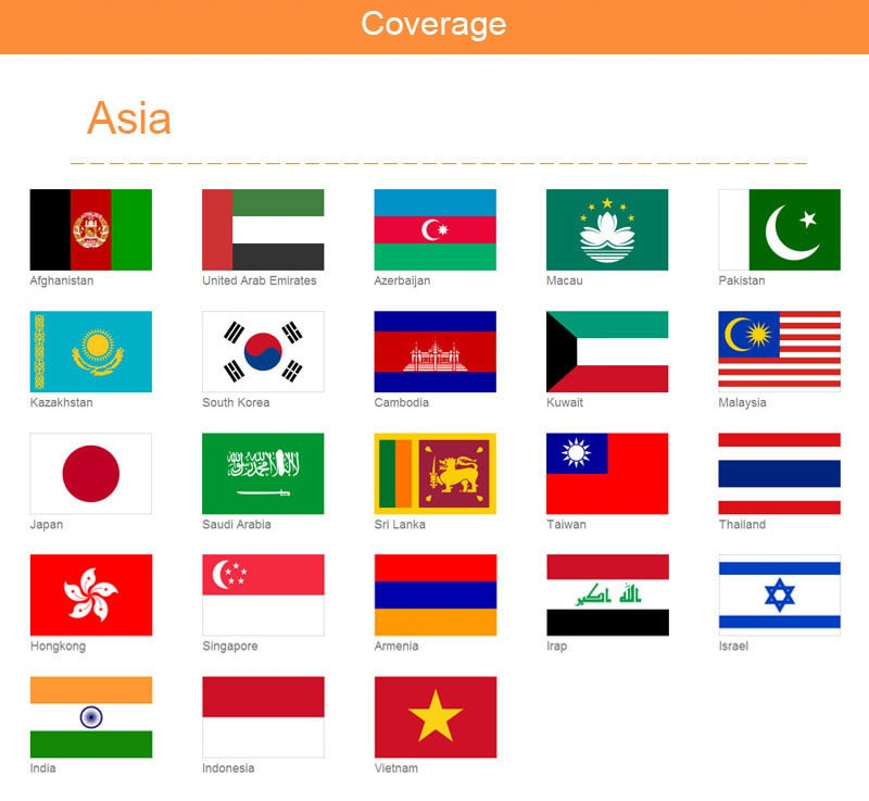 Global Coverage 4G International Travel Router Roamwifi R9