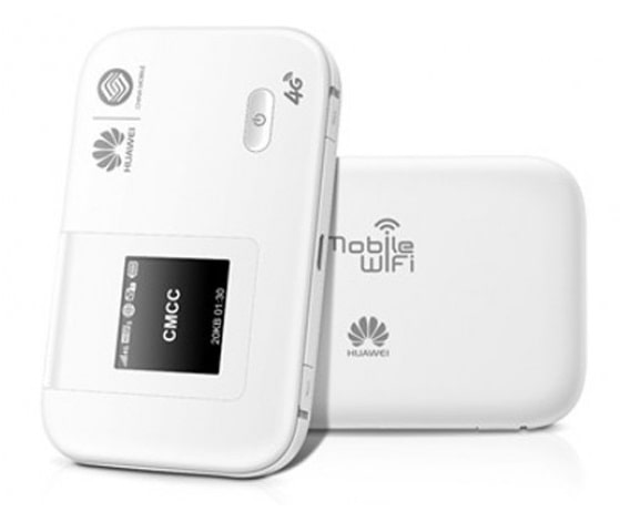 Unlocked Huawei E5375 LTE Cat4 Mobile Hotspot
