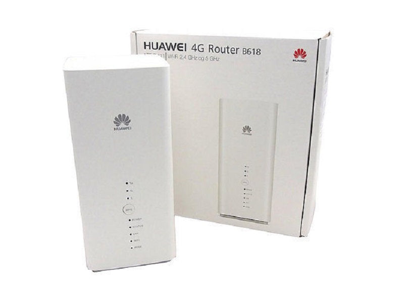 Unlocked HUAWEI B618S-22D CAT 11 4G LTE Band Router