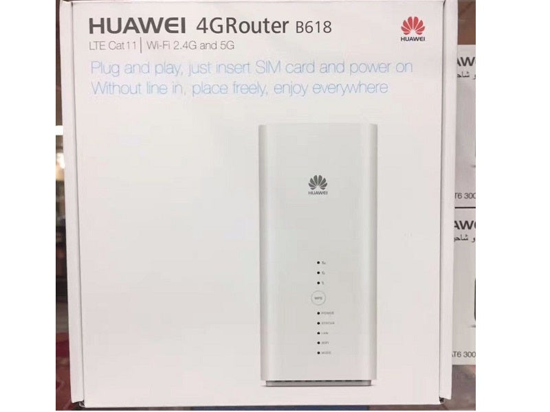 Huawei B618S-65D CAT 11 4G LTE Band Router