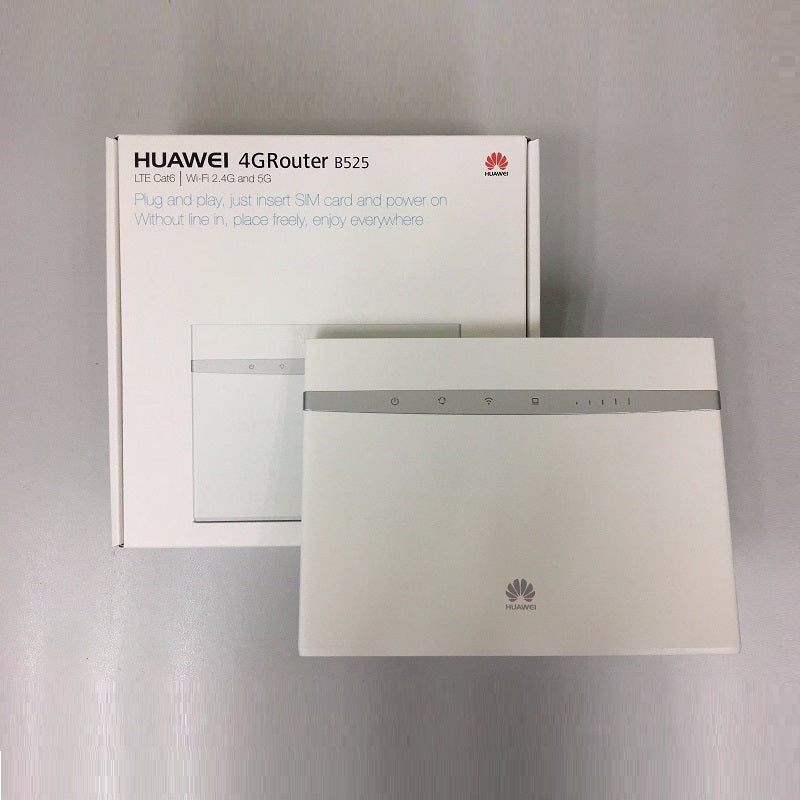 Unlocked Huawei B525s-65a CPE 4G LTE Cat6 Wireless Wifi Router