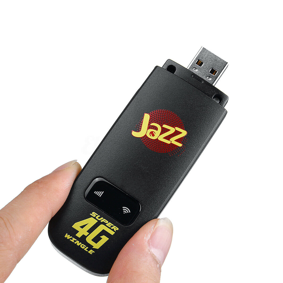 Unlocked Jazz WiFi Dongle / Hotspot / 4G 3G USB Modem Router
