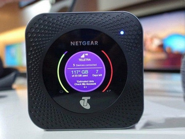 Netgear Nighthawk M1 MR1100-1TLAUS Router - AU Version (not USA version)