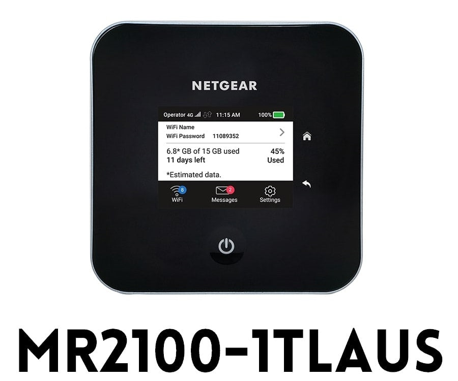 Unlocked Nighthawk M2 MR2100-1TLAUS 5G Mobile Router