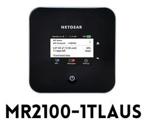 Unlocked Netgear Nighthawk M2 MR2100-1TLAUS 5G Mobile Router