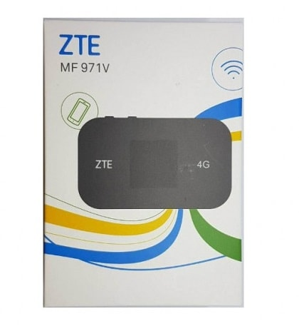 Unlocked ZTE MF971V USA + Europe Mobile Hotspot LTE 4G WiFi Router