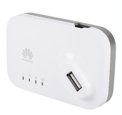 Wireless Sharing Router Dock Station Huawei AF23 LTE 4G 3G