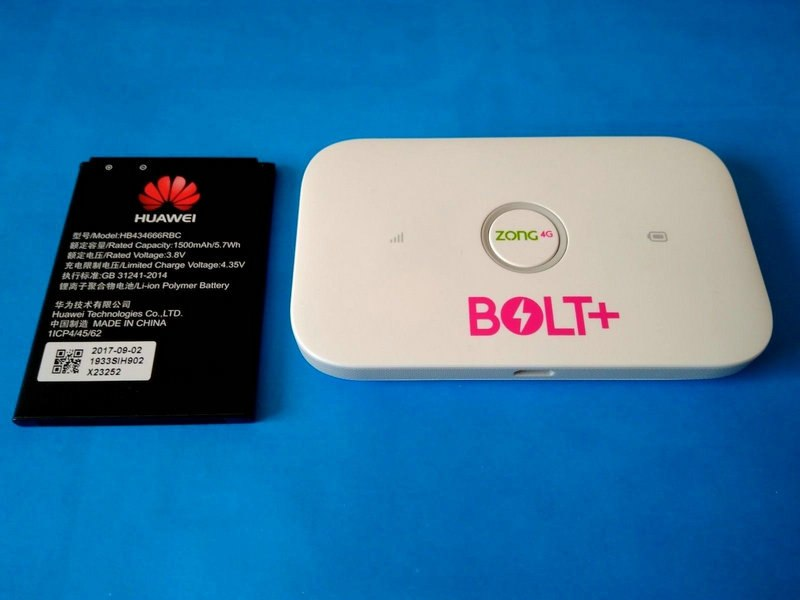 Unlocked Huawei E5573Cs-322 Zong 4G Bolt+ 4G LTE Router – 9to5shop