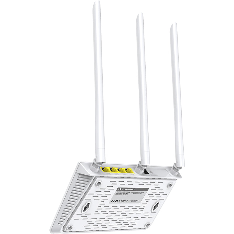 Comfast 300Mbps Universal Home Wireless N WIFI Router With 3 Antennas