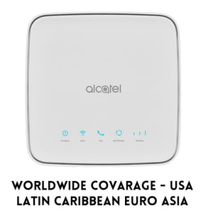 Unlocked Alcatel Link Hub Hh41nh Global Coverage Router