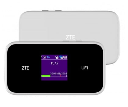 Unlocked ZTE MF980 UFi LTE Mobile Hotspot Router