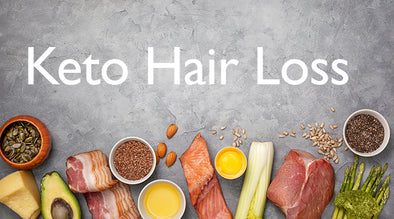 Keto Hair Loss – Does a Ketogenic Diet Cause Hair Loss?