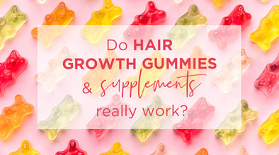 Do hair growth gummies and supplements work