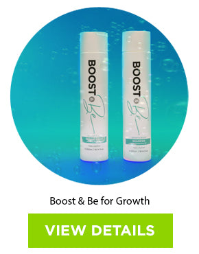 Boost & Be Growth Shampoo and Conditioner Duo