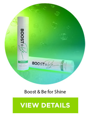 Boost & Be Shine Shampoo and Conditioner Duo