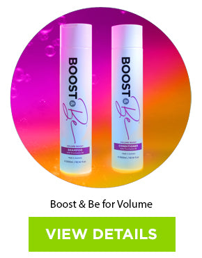 Boost & Be Volume Shampoo and Conditioner Duo