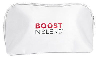 BOOSTnBLEND Makeup Bag