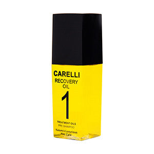 Carelli Recovery Oil Follicle Treatment for Healthy Hair