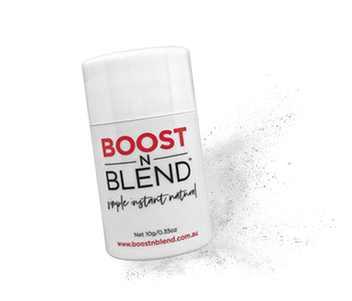 Boost N Blend™ 10g Travel/Purse Pack - Light Silver Grey