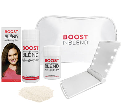 Boost N Blend™ LED Mirror Bundle Gift Pack - Iced Platinum Blonde