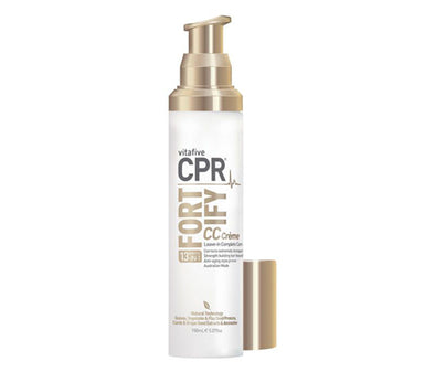 CPR Fortify CC Crème - Leave in complete care. Damage correcting formula