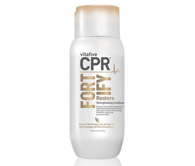 CPR Fortify Restore Conditioner - Feed your hair for great repair