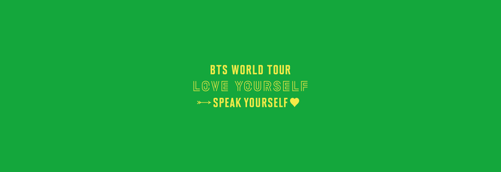 BTS WORLD TOUR  'LOVE YOURSELF: SPEAK YOURSELF'  SAO PAULO DVD for pre order
