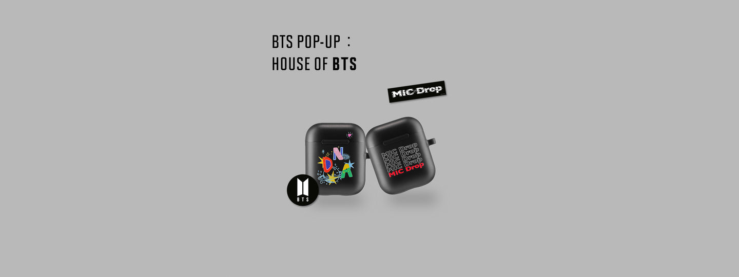 BTS POP-UP : HOUSE OF BTS, the 3rd Round