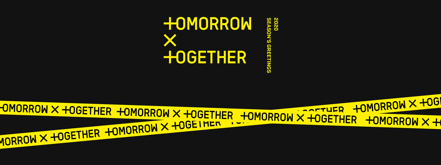 TOMORROW X TOGETHER  2020 SEASON'S GREETINGS
