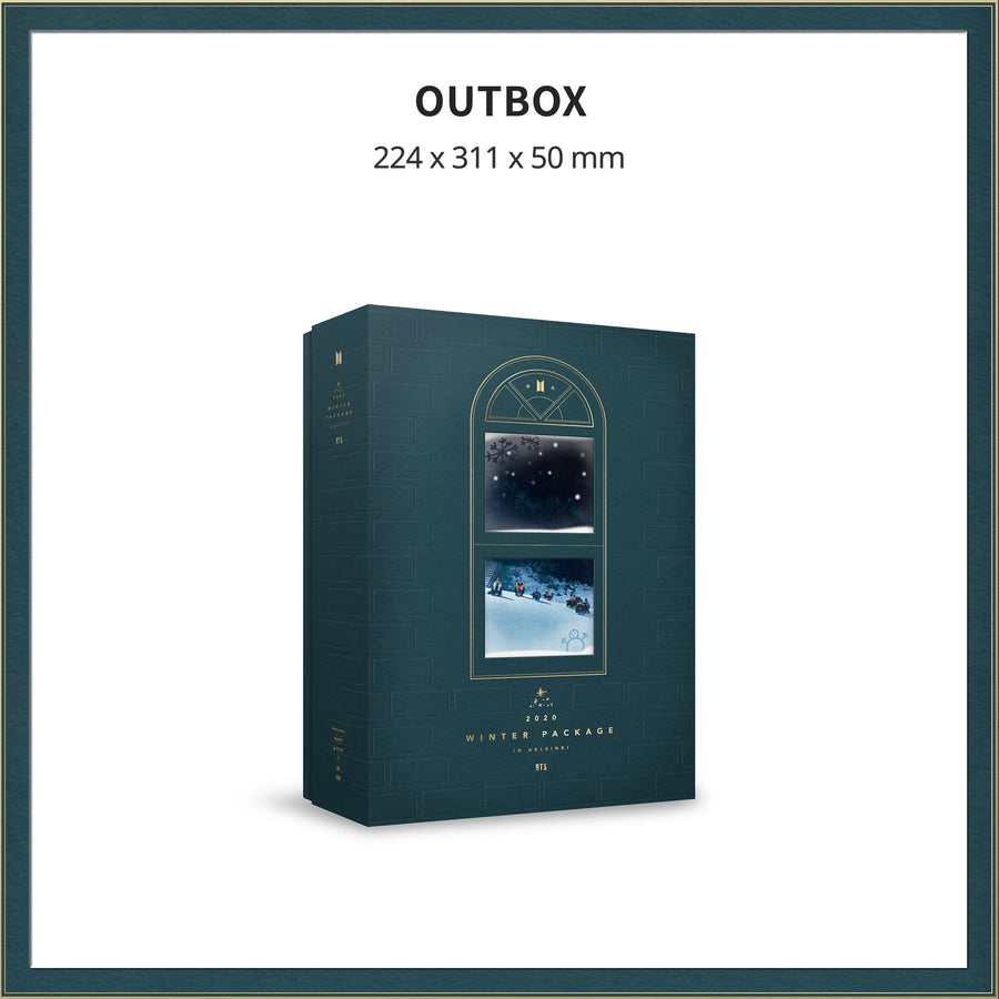 BTS 2020 WINTER PACKAGE