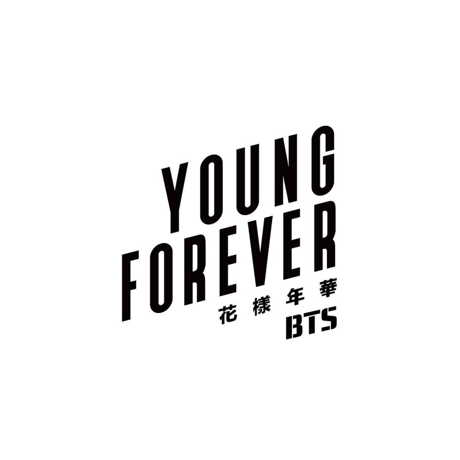 BTS Young Forever in The Most Beautiful Moment in Life