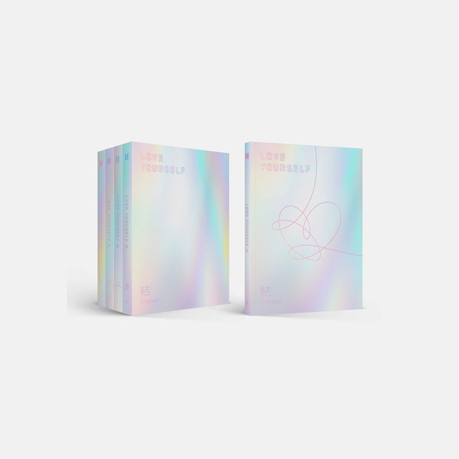 LOVE YOURSELF 結 'Answer'