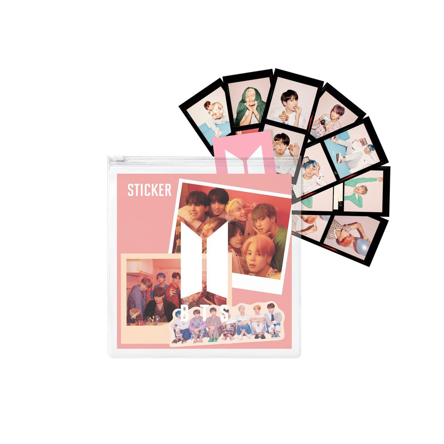BTS HOME Sticker _Set
