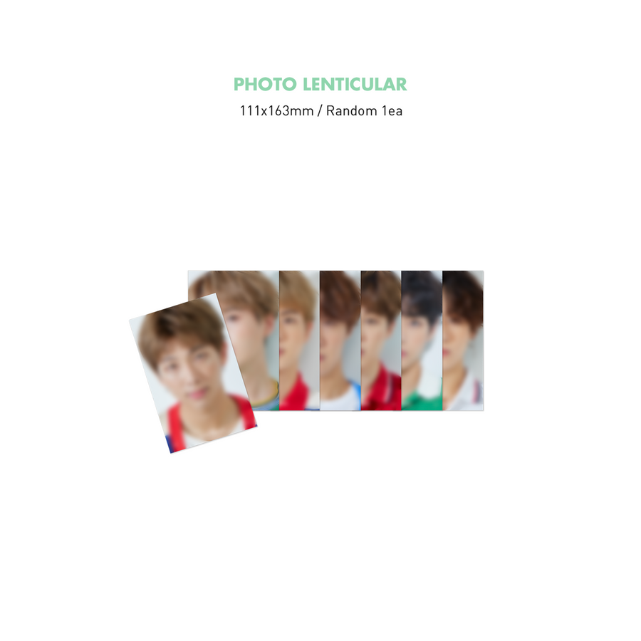 BTS 2020 SEASON'S GREETINGS SET