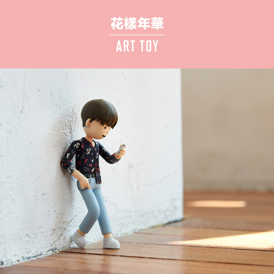 The Most Beautiful Moment in Life Art Toy_YOONGI