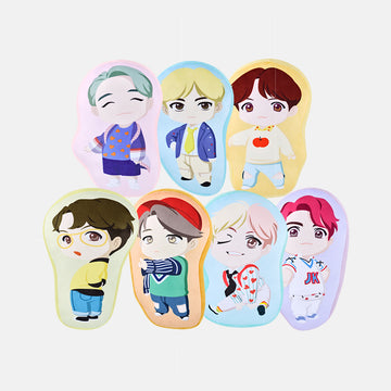 BTS CHARACTER SOFT CUSHION