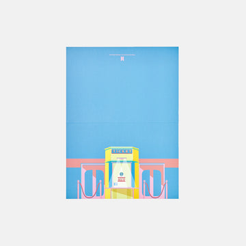 BTS Boy with Luv card _ver.2