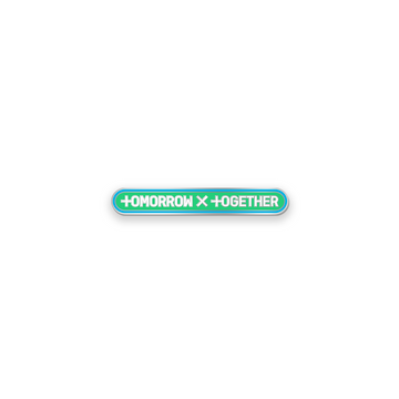 BADGE [TOMORROW X TOGETHER Ver.]
