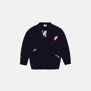 BTS DNA Cardigan
