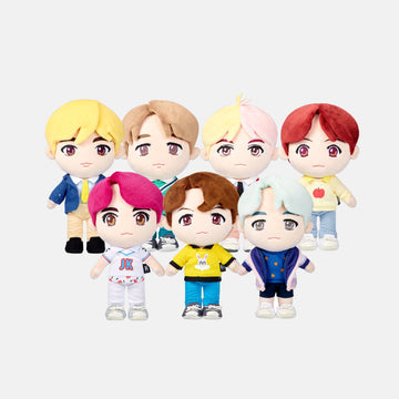 BTS Character Plush toy