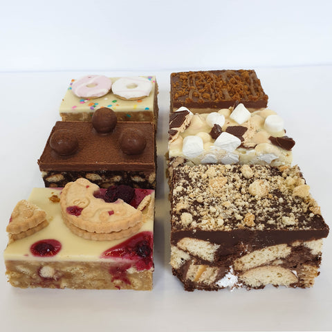 Mixed 6 Box Traybakes