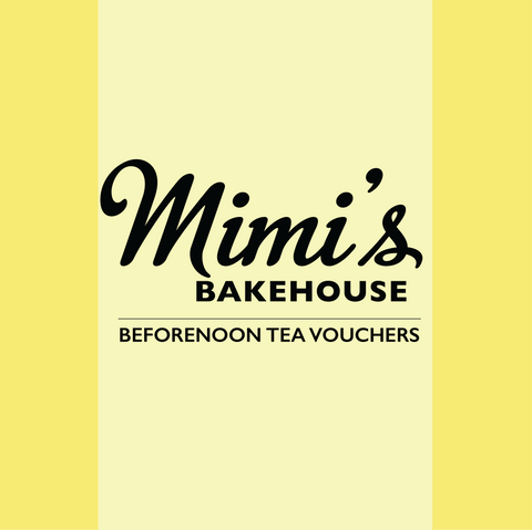 Beforenoon Tea for Two Gift Voucher