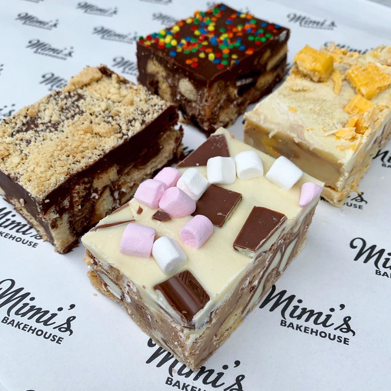 Ultimate Rocky Road Box (Delivery/Collection Sat July 4th)