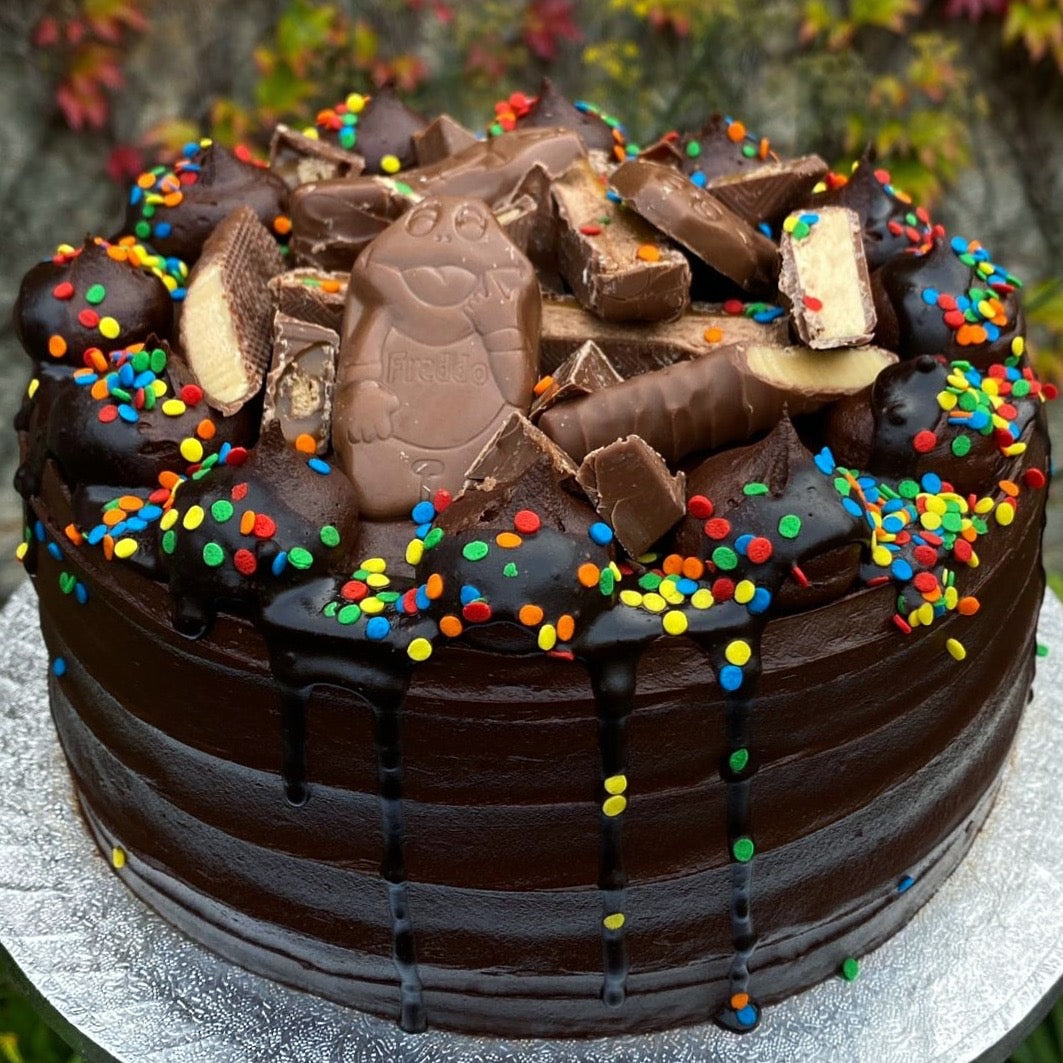 Chocolate Confectionary Cake
