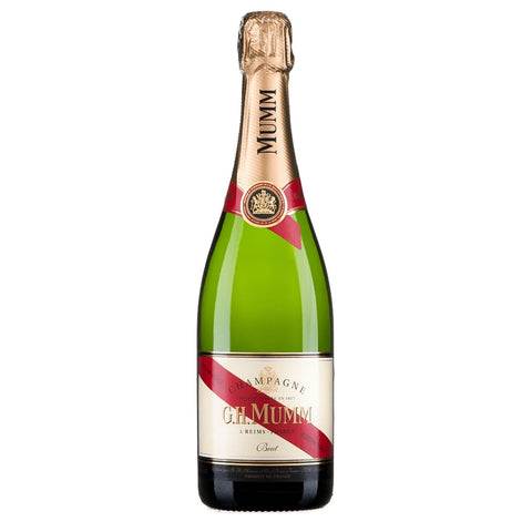 Bottle of Mumm Champagne 70cl