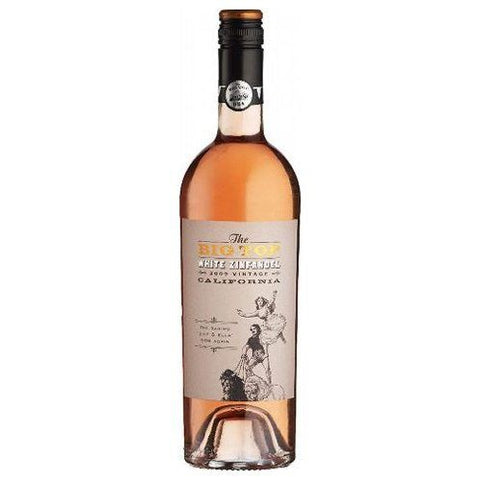 Big Top White Zinfandel Rose 70cl