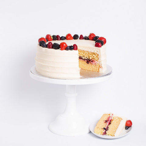 Made Without Gluten - Victoria Sponge Cake