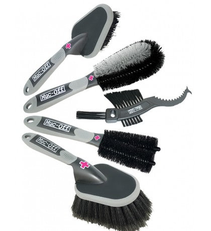 Mucoff Brush Set