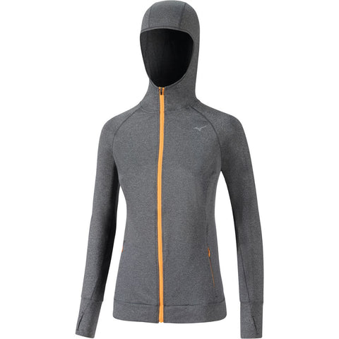 Womens Mizuno Active Hoody