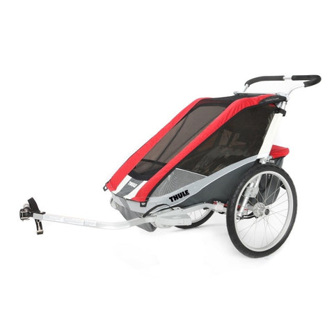 Thule Chariot Cougar 1 with Cycling kit